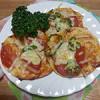 限定公開:おかずレシピ2~マリネ・餃子の皮でピザ風※